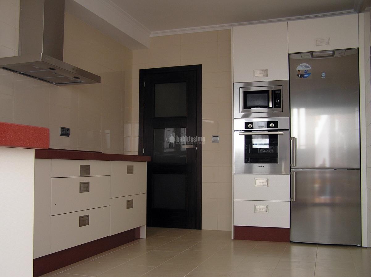 foto muebles cocina decoraci n carpinteros de On cocinas tello