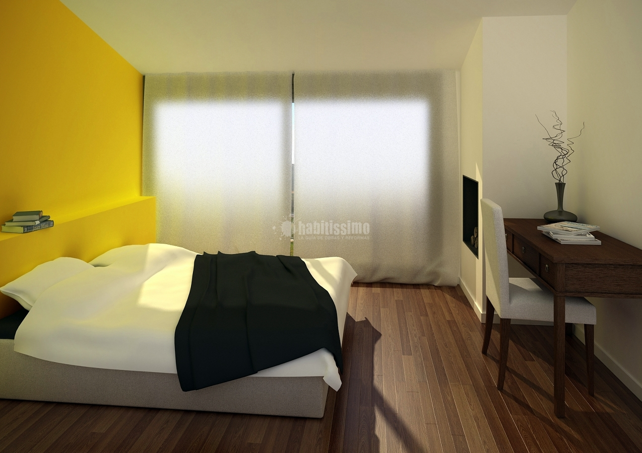 Foto reformas viviendas decoraci n pintores de disseny - Pintores de viviendas ...