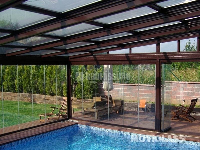 Foto cerramientos cerramientos aluminio cerramiento for Casetas aluminio para terrazas