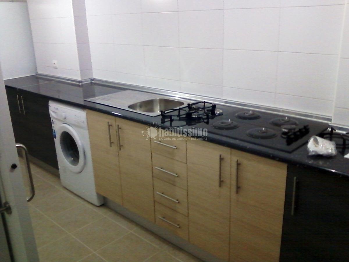 Foto muebles cocina de cocinas a domicilio 94699 for Muebles de cocina zamora