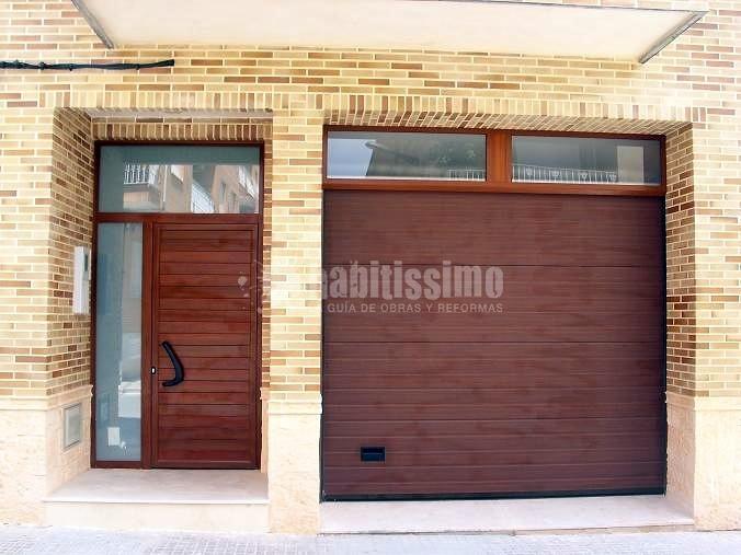 Foto decoradores obras menores tiendas de daveandrose - Cerramientos casas ...