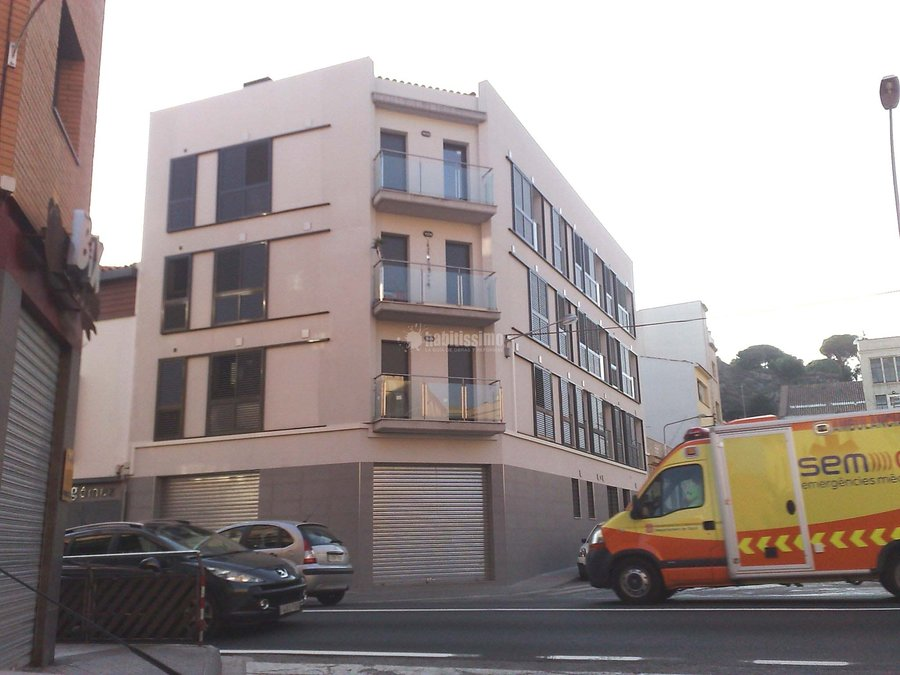 Edifici plurifamiliar a Calella