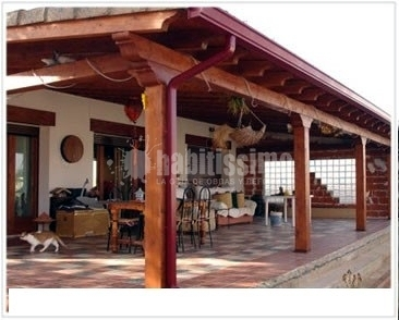 Estructuras y porches de madera