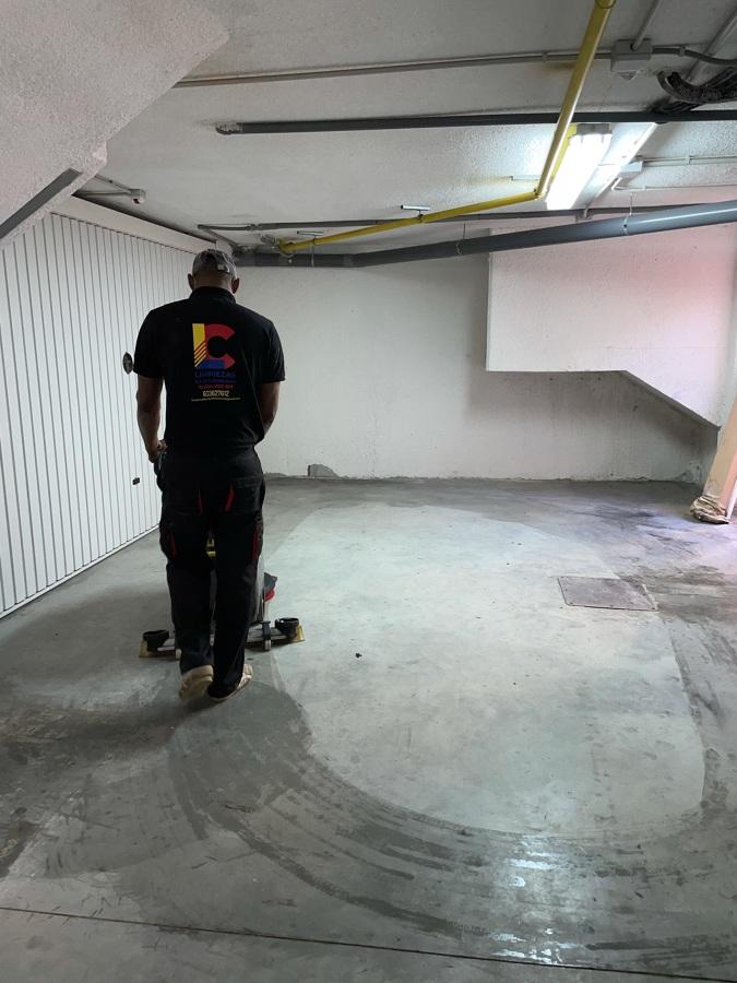 Mantenimiento de garaje