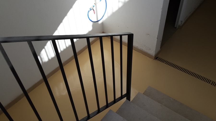 Foto acabado pintura para suelos transitable de - Pinturas para suelo ...