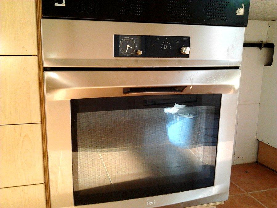 Foto acabados de hornos antes de la limpieza de vga - Limpieza de horno ...