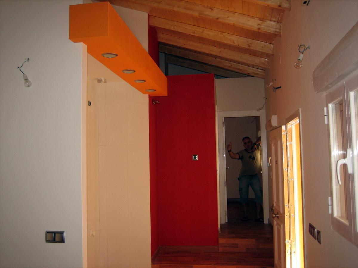 Foto acabados interiores de obras el 273153 for Acabados minimalistas interiores