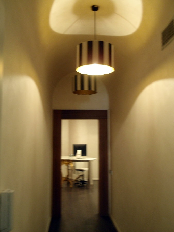 Acabat decoratiu, estudi d'arquitectura (Barcelona)