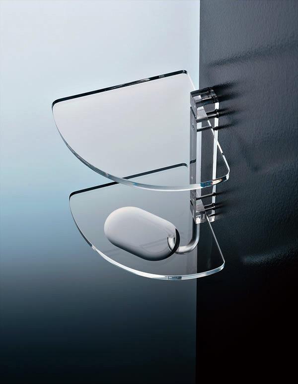 Foto accesorios angular para duchas de itaca design ba os for Accesorios para platos de ducha