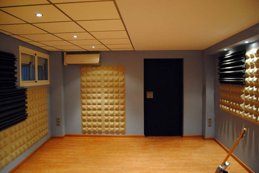 Acondicionamiento acústico e Insonorización de Sala de ensayo