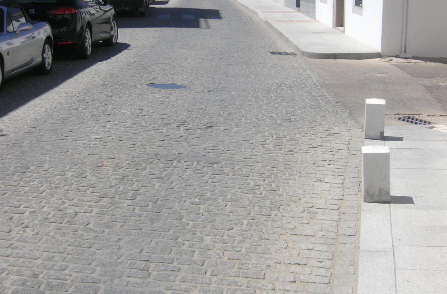 Foto adoquines granito de granito gris 668791 habitissimo - Adoquines de granito ...