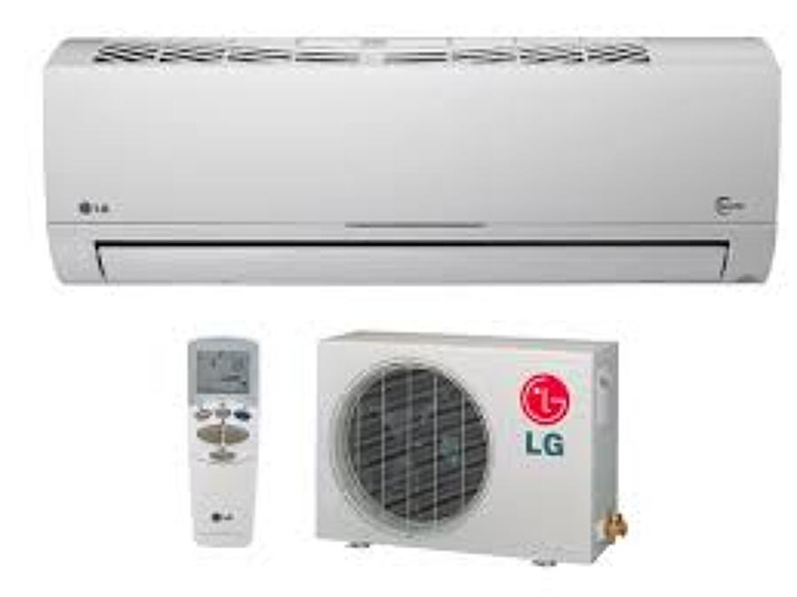 instalación de aire acondiccionado