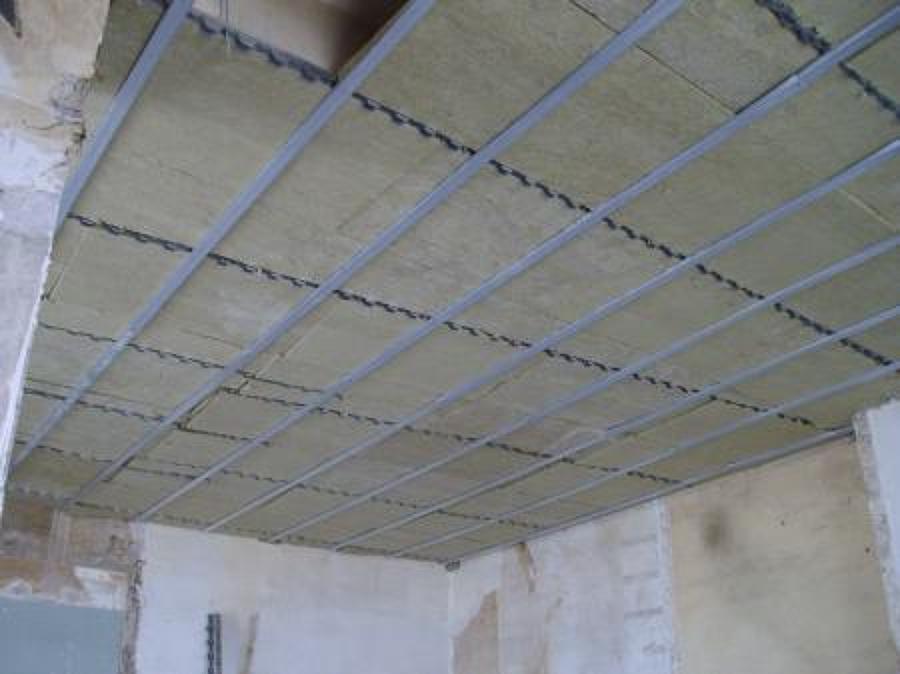 Foto aislamiento techo via verde gastrobar de noiseoff - Aislamiento para techos ...