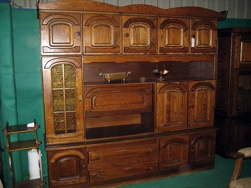 Foto alacena de muebles el juncal 131795 habitissimo for Muebles rusticos toledo