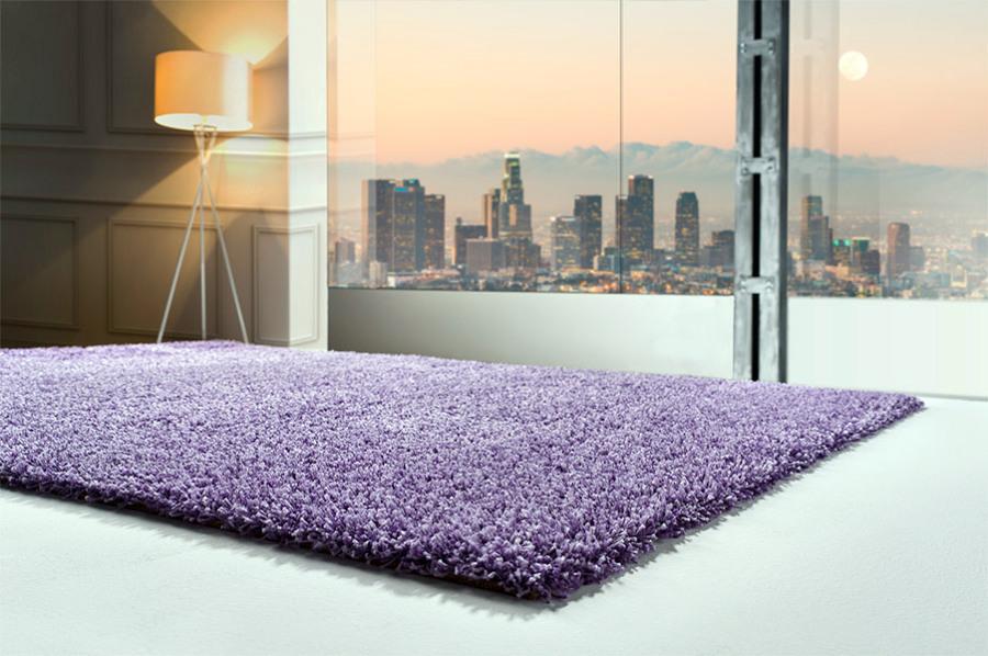 Foto alfombra akita de sofasdeyecla 477319 habitissimo - Limpiar alfombra pelo largo ...