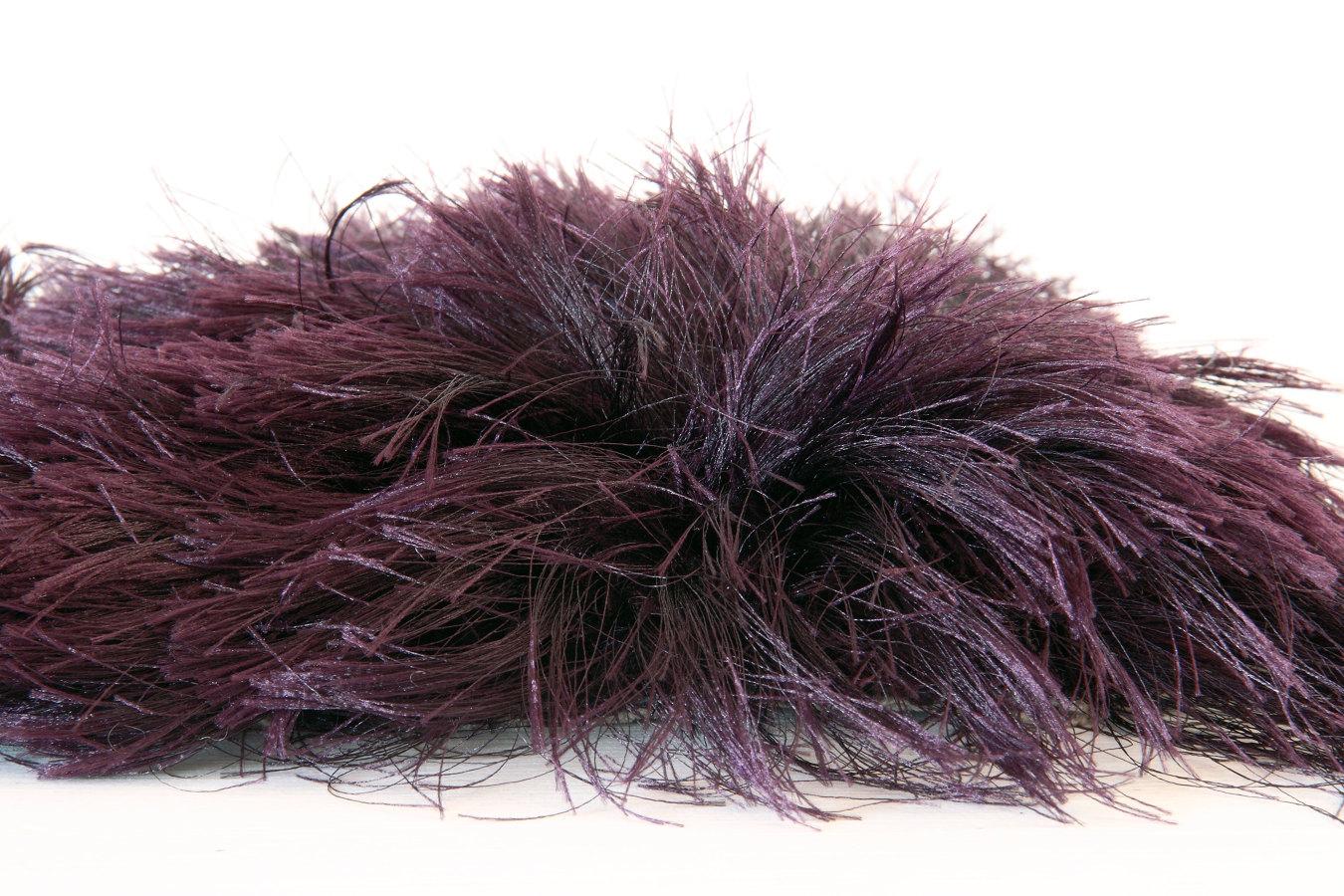 Foto alfombra de pelo largo alterra de alterra 222040 for Alfombra negra pelo largo