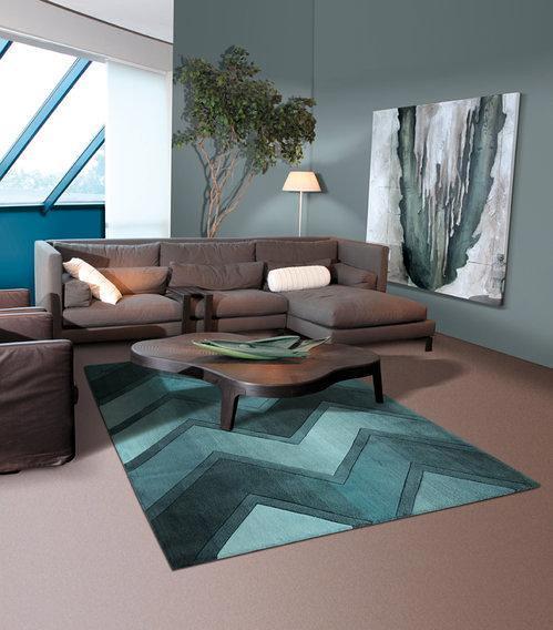 Foto alfombra moderna de alfombras toledo 271357 for Imagenes alfombras modernas