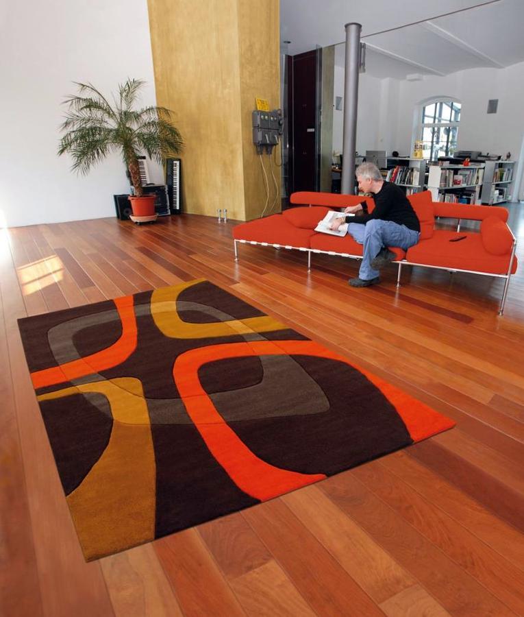 alfombra moderna - Alfombra Moderna