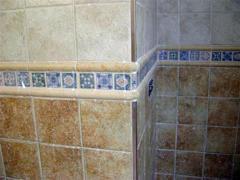 Foto alicatado de cocina detalle pieza esquina a mano de solados y alicatados laureano 308668 - Alicatado cocina ...