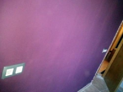 Foto alisado de pared con gotele y pintado de - Alisar paredes de gotele ...