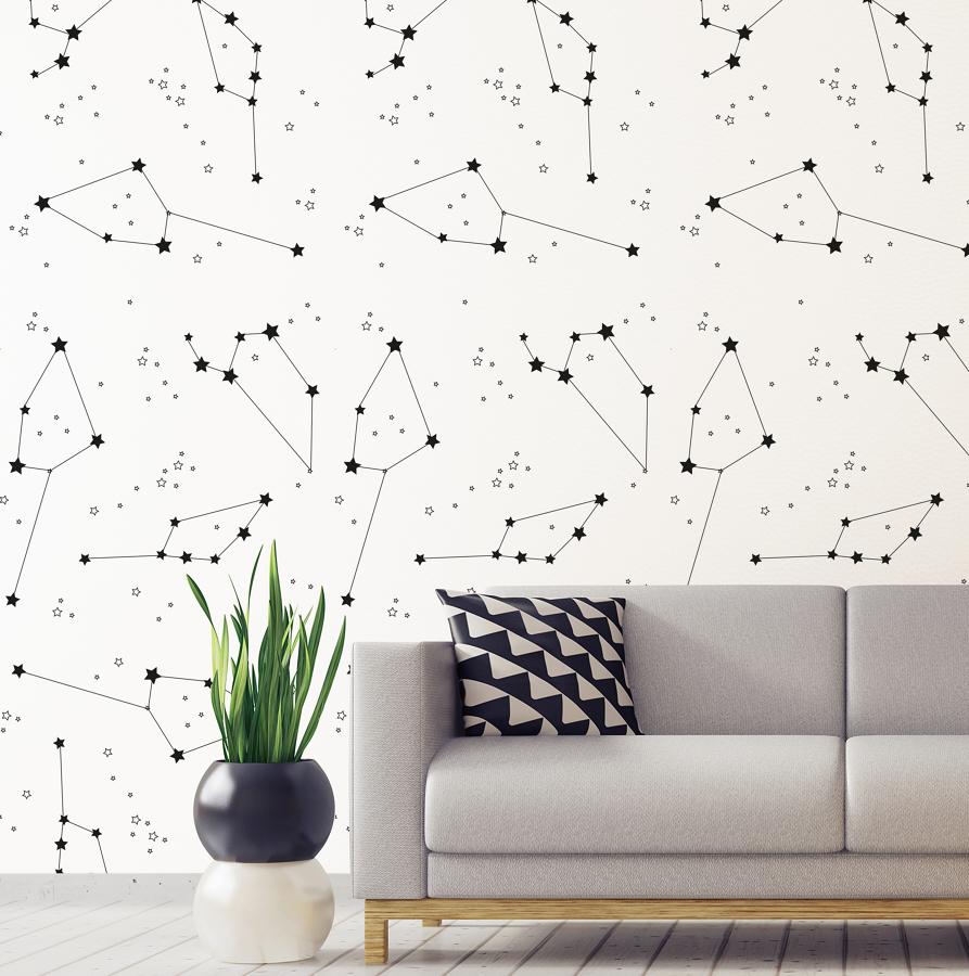 Papel Pintado Constelacion