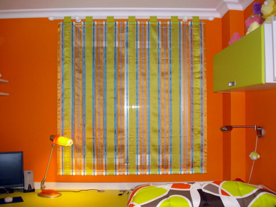 Foto ambientes 2011 12 de cortinajes y decoraci n don for Decoracion hogar tenerife