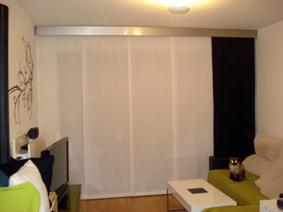Foto ambientes nuestros clientes 2011 12 de cortinajes for Decoracion hogar lleida