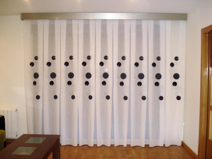 Foto ambientes nuestros clientes 2011 12 de cortinajes for Decoracion hogar tenerife