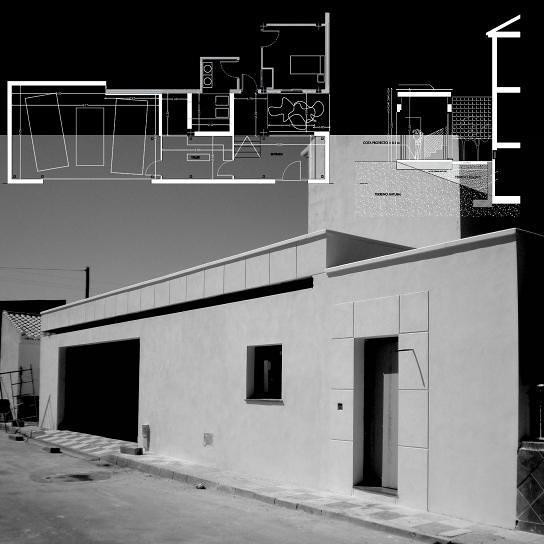 Foto ampliaci n de vivienda en ambroz granada de laa - Arquitectos en granada ...