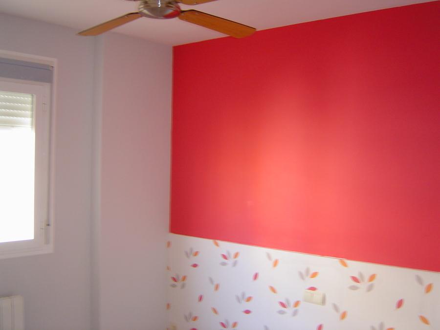 Foto pintar habitacion de pintor juan delalosa 852097 - Precio pintar habitacion ...