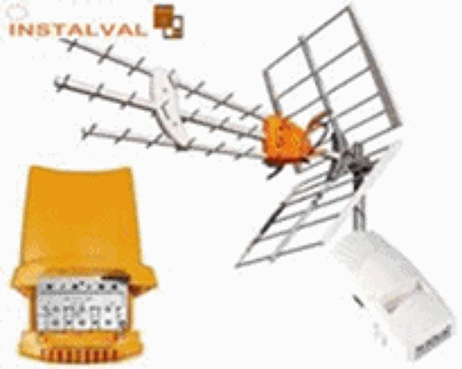 Antenas TV / Parabolicas