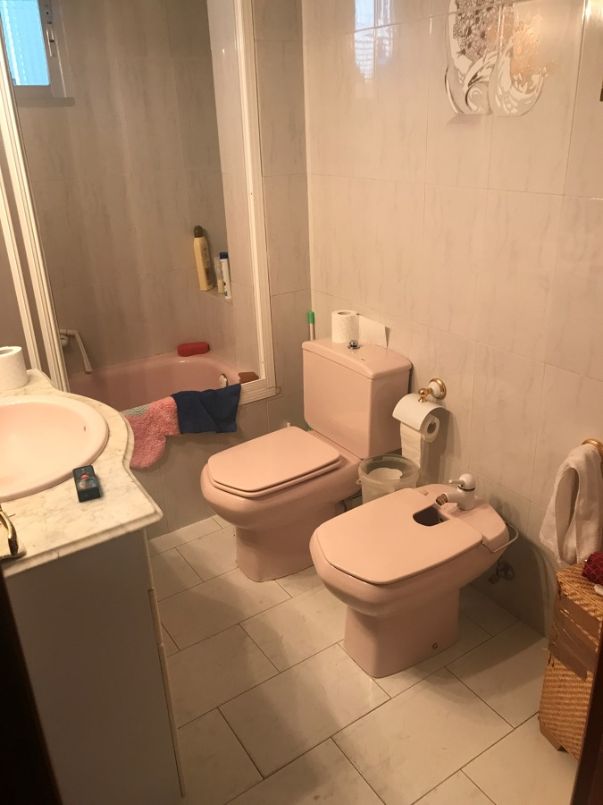 Reforma de baño en Móstoles ( antes )