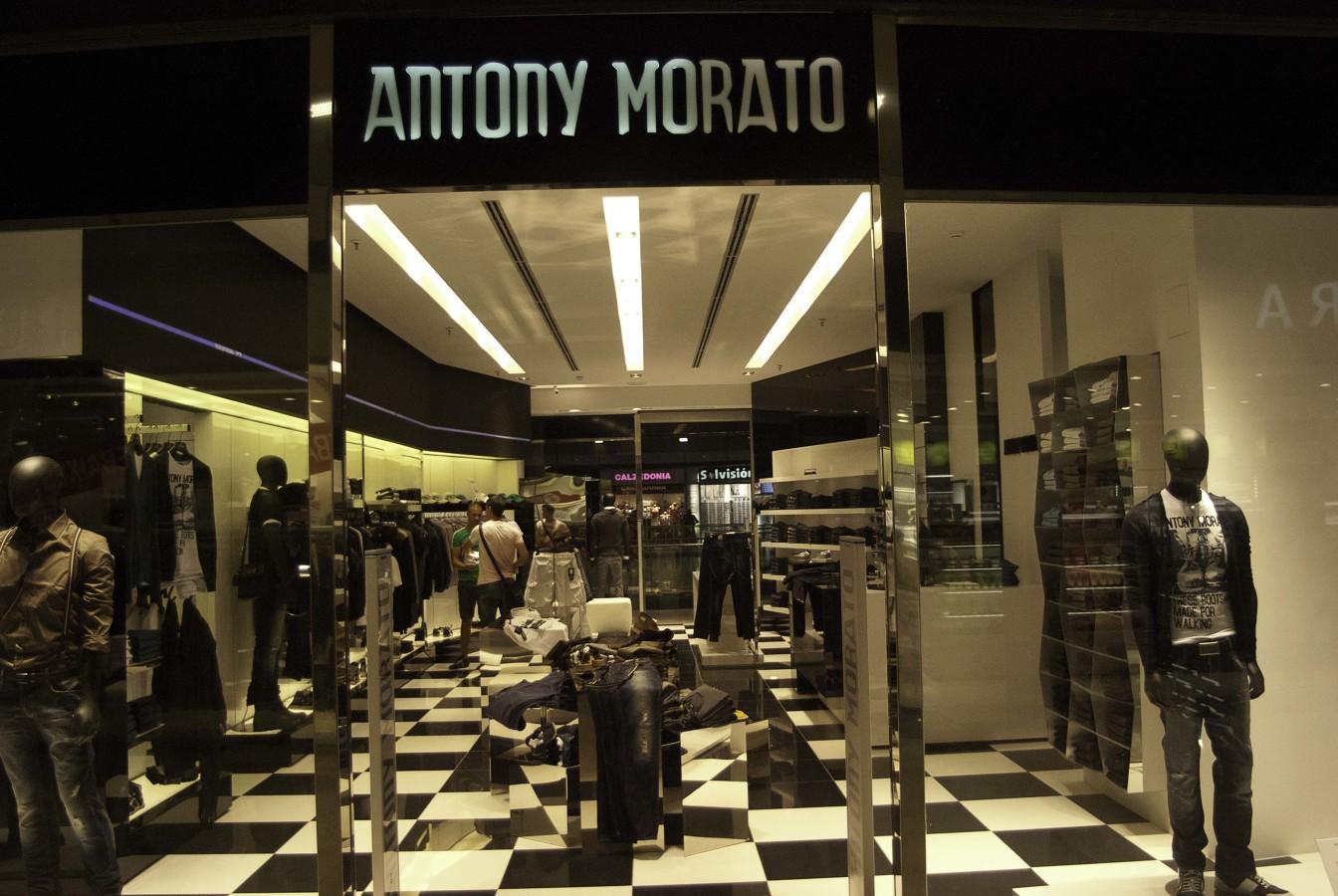 ANTONY MORATO CC LAS ARENAS