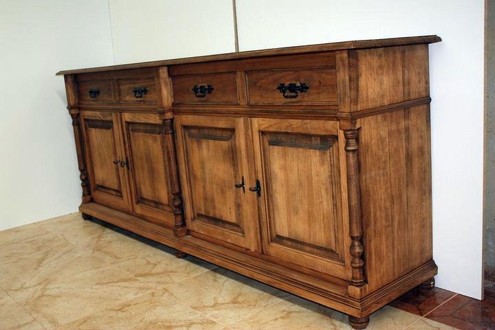 Foto aparador ronde o de muebles castellar 331452 - Muebles rusticos en sevilla ...