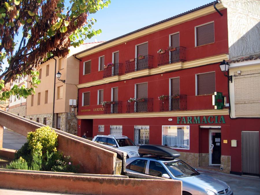 Apartamentos Turísticos en Jaraba