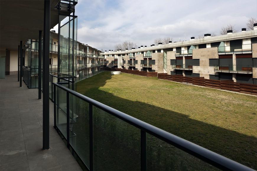 Apartamentos tutelados en Vitoria