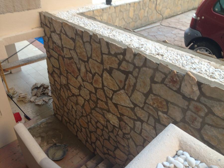 Aplacado de piedra