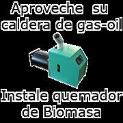 Foto aproveche su caldera de gasoil instale quemador de for Calderas de gasoil roca precios