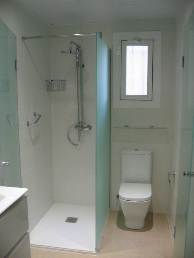 Combinación ducha/wc