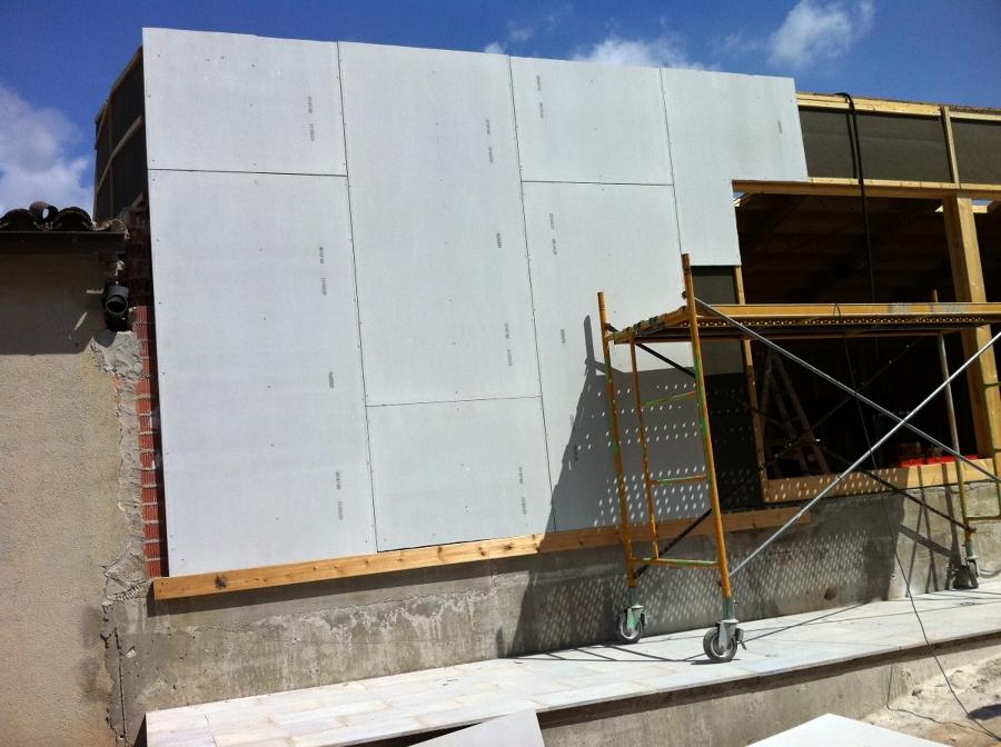Foto aquapanel pladur exterior de naylor 2000 sl 258399 - Pladur para exteriores ...
