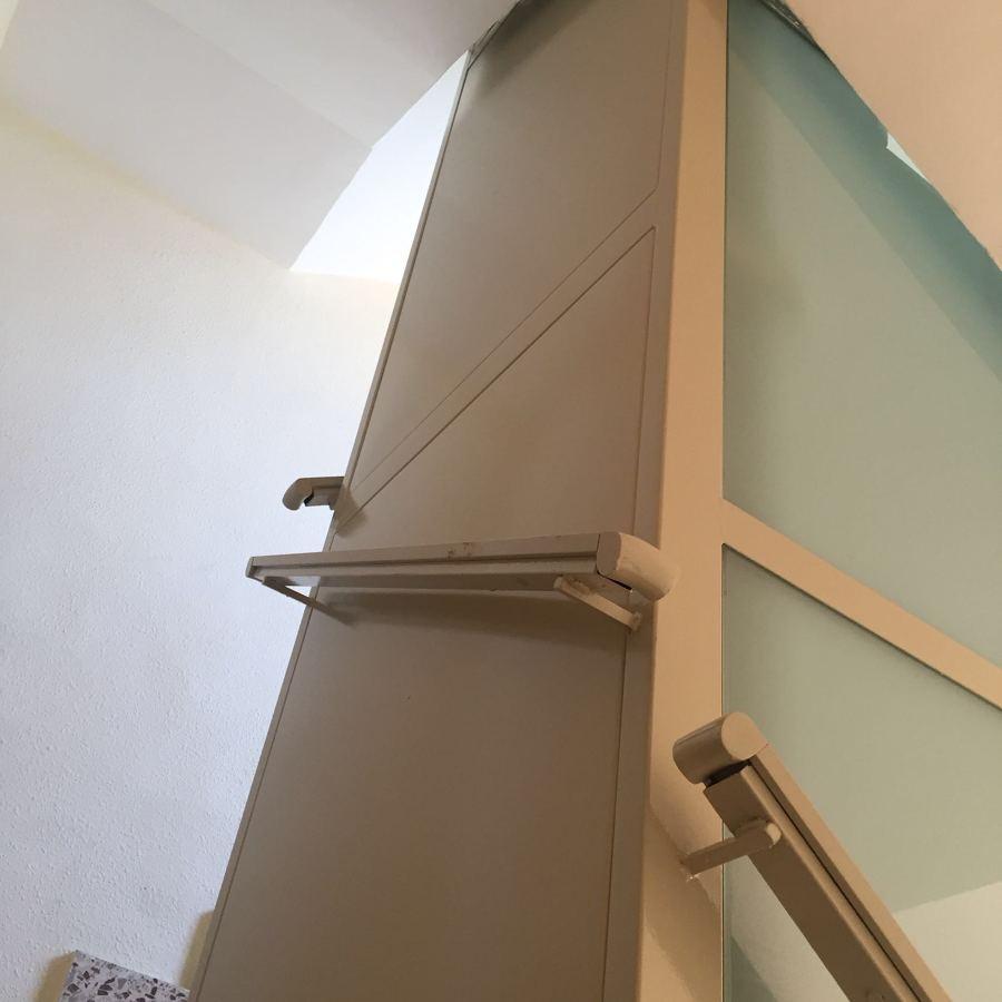 Ascensor Panorámico en Hueco de Escalera de Comunidad de Propietarios