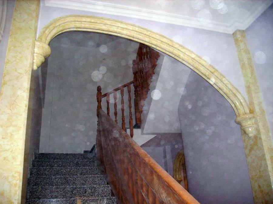 Foto arco de escayola de decoestils 201281 habitissimo - Arcos decorativos para puertas ...