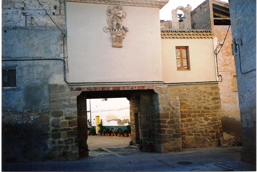 Arco de San José Resttaurado