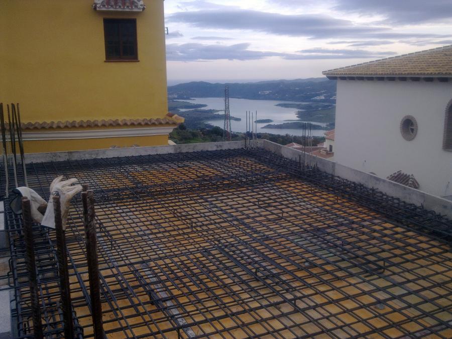 Foto: Armadura de Terraza de Hierros Y Ferrallados, Hifecon #250655 ...