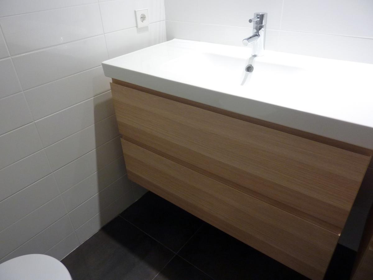 Foto armario de lavabo de juan ignacio 437435 habitissimo - Armarios de lavabo ...