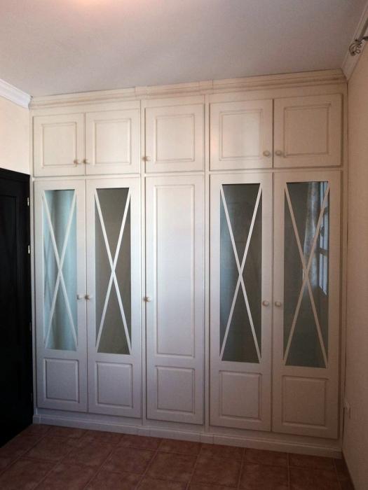 Foto armario empotrado abatible de muebles modesto - Armarios vintage barcelona ...