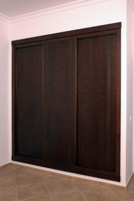 Foto armario empotrado correderas de muebles modesto - Armarios vintage barcelona ...