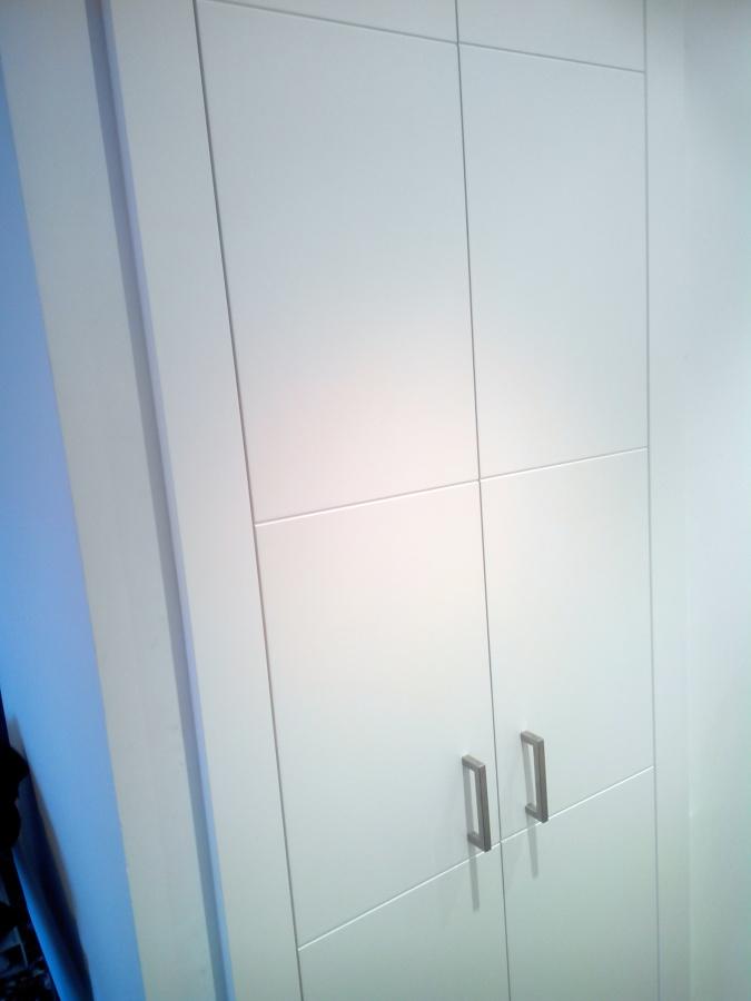 armario empotrado lacado