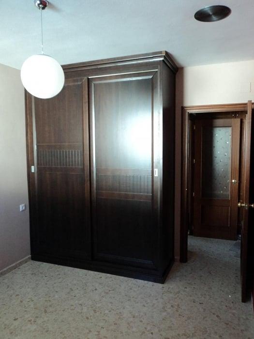 Foto armario empotrado puertas correderas de muebles - Puertas para armario empotrado ...