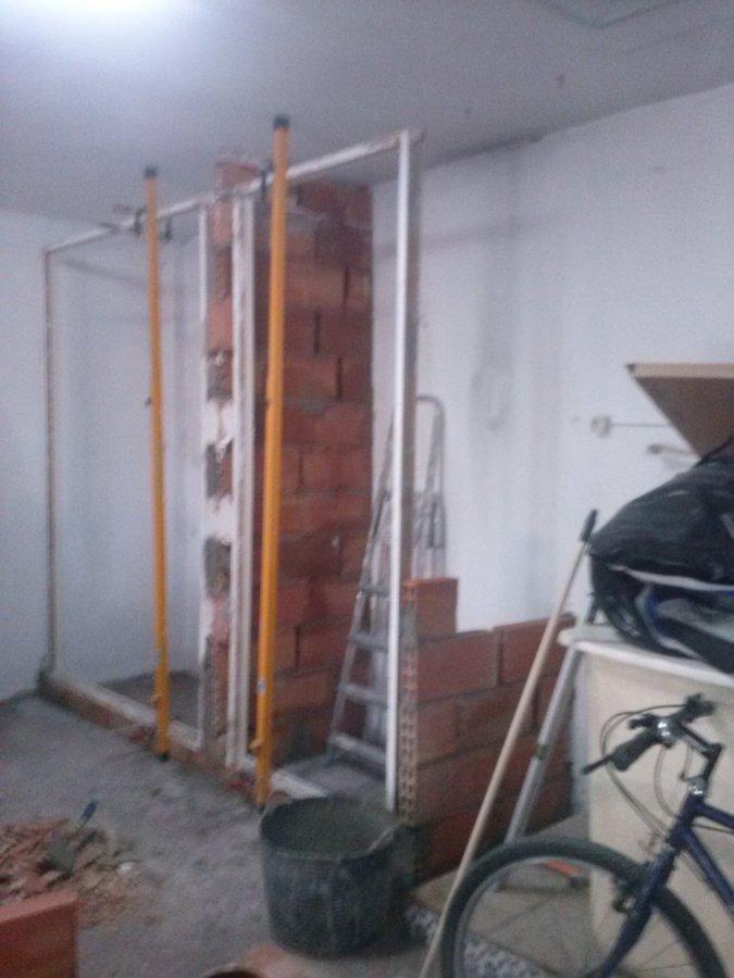 Aparador Blanco Madera ~ Foto Armario en Garaje de R formas #507018 Habitissimo